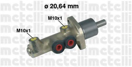 Главный тормозной цилиндр METELLI 050088