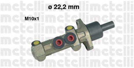 Цилиндр тормозной главный METELLI 050227
