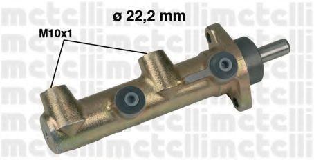 Цилиндр тормозной главный METELLI 050238