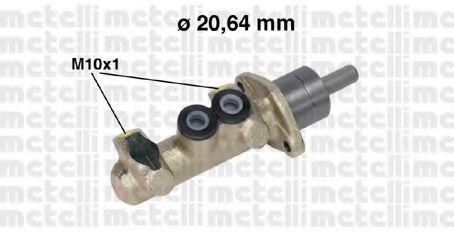 Цилиндр тормозной главный METELLI 05-0340