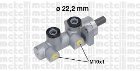 Цилиндр главный тормозной METELLI 050722