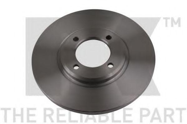 Тормозной диск NK 202520