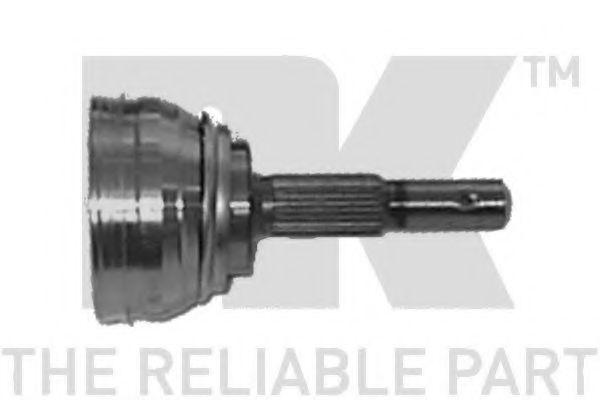 ШРУС со смазкой NK 512209