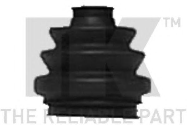 Комплект пылника, приводной вал NK 521502