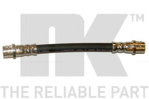 Шланг тормозной задний NK 854766