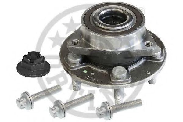 Купить Подшипник ступицы колеса комплект OPTIMAL 200001