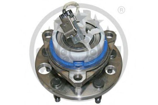Комплект подшипника ступицы колеса OPTIMAL 251340