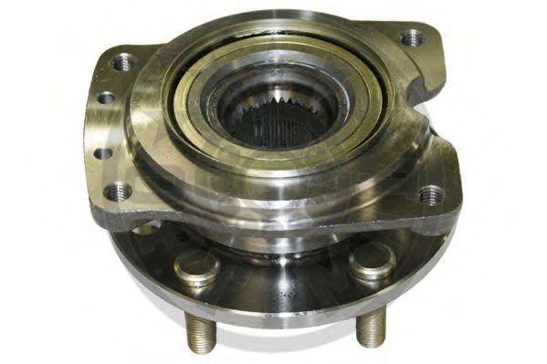 Комплект подшипника ступицы колеса OPTIMAL 251342