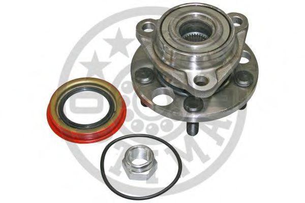 Комплект подшипника ступицы колеса OPTIMAL 251343