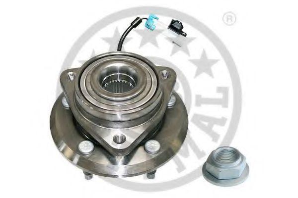 Подшипник ступицы колеса комплект OPTIMAL 251 791