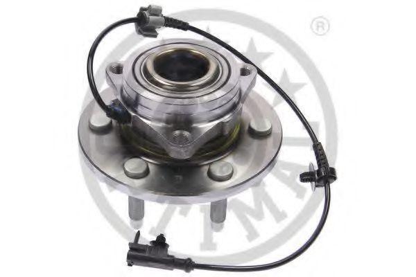 Комплект подшипника ступицы колеса OPTIMAL 251991