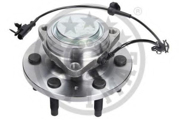 Комплект подшипника ступицы колеса OPTIMAL 251993