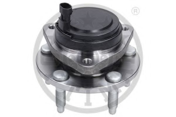 Комплект подшипника ступицы колеса OPTIMAL 252352