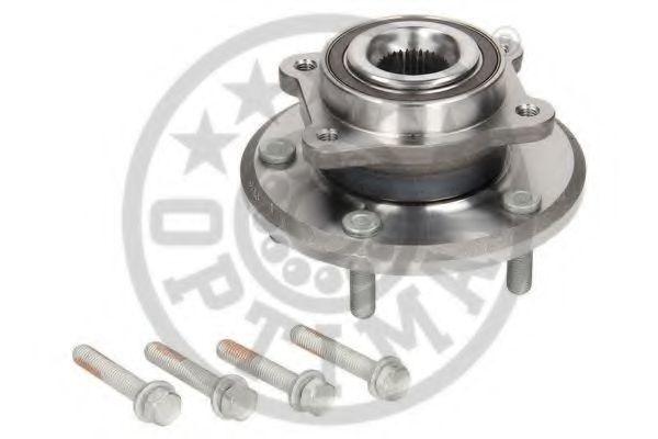 Комплект подшипника ступицы колеса OPTIMAL 801711