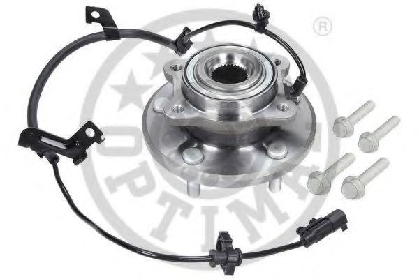 Комплект подшипника ступицы колеса OPTIMAL 802722