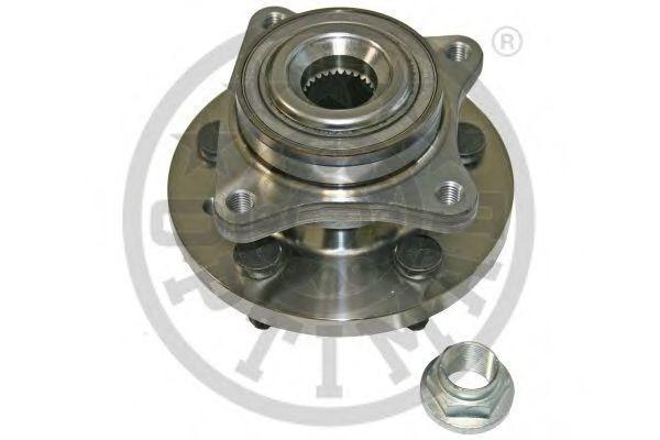 Купить Подшипник ступицы колеса комплект OPTIMAL 881717