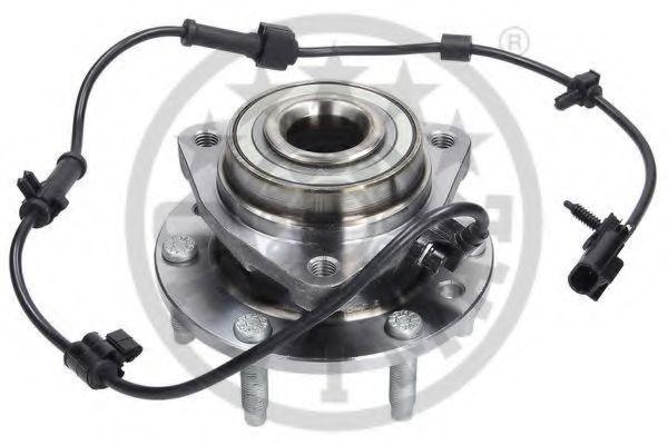 Комплект подшипника ступицы колеса OPTIMAL 891702