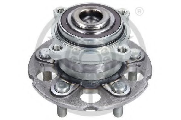 Комплект подшипника ступицы колеса OPTIMAL 912724