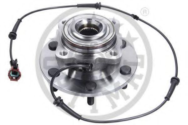 Комплект подшипника ступицы колеса OPTIMAL 962725
