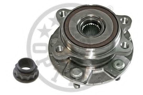 Купить Подшипник ступицы колеса комплект OPTIMAL 981706
