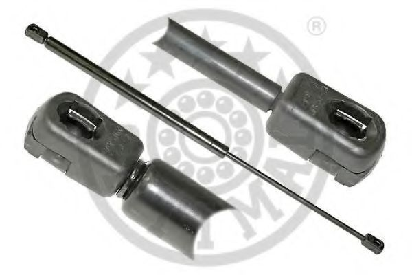 Газовая пружина, крышка багажник OPTIMAL AG17072