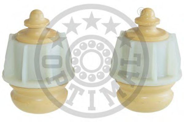 Пылезащитный комплект, амортизатор OPTIMAL AK735349