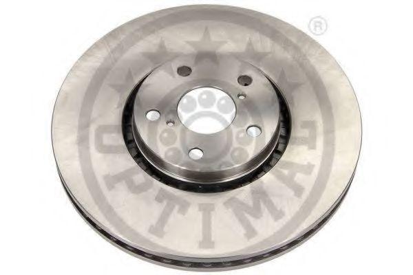Тормозной диск OPTIMAL BS8758