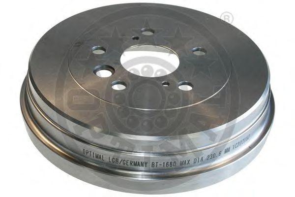 Тормозной барабан OPTIMAL BT1680