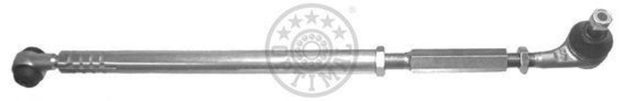 Поперечная рулевая тяга OPTIMAL G4563