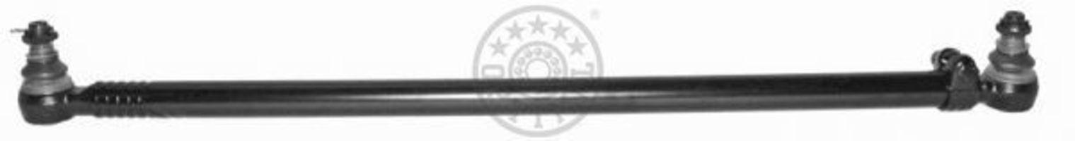 Поперечная рулевая тяга OPTIMAL GL10412