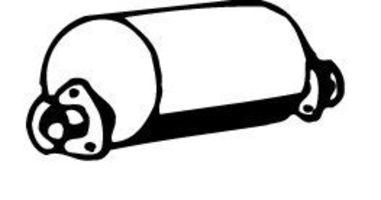 Средний глушитель выхлопных газов WALKER 13150
