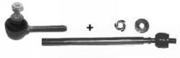 Поперечная рулевая тяга MAPCO 19446