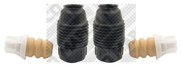 Пылезащитный комплект, амортизатор MAPCO 34026