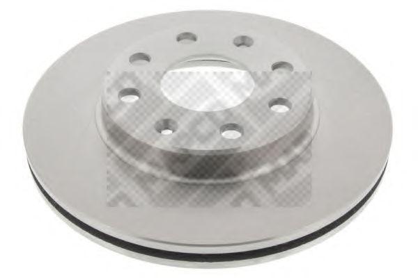 Тормозной диск MAPCO 25251