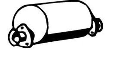 Средний глушитель выхлопных газов FONOS 614250