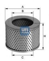 Воздушный фильтр UFI 2710700