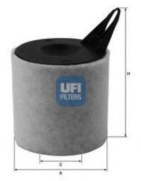 Фильтр воздушный UFI 2759500