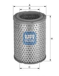 Фильтр воздушный UFI 2773100