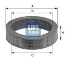 Фильтр воздушный UFI 27.785.00