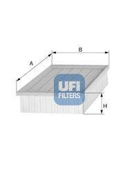 Фильтр воздушный UFI 30.007.00