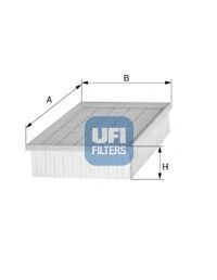 Фильтр воздушный UFI 3008900