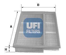 Фильтр воздушный UFI 3011900