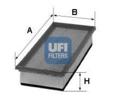 Фильтр воздушный UFI 30.127.00