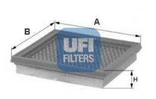 Фильтр воздушный UFI 30.238.00