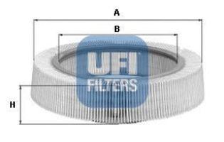 Фильтр воздушный UFI 30.896.00