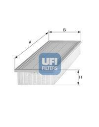 Фильтр воздушный UFI 30.945.00