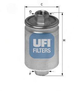 Фильтр топливный UFI 3156400