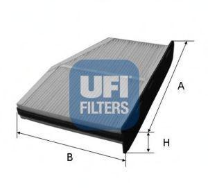 Фильтр салона UFI 5314800