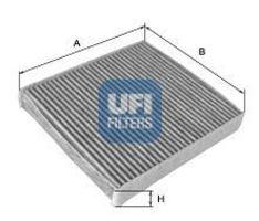 Фильтр салона UFI 54.155.00