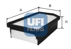 Фильтр воздушный UFI 30.469.00